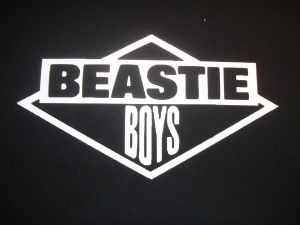 WOMENS `BEASTIE BOYS` T-SHIRT